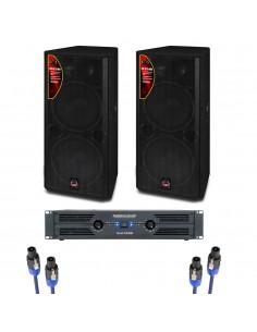 Pack Audio Pasive 1 (1.400W)