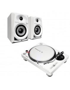 Pack pioneer plx-500 Blanco...