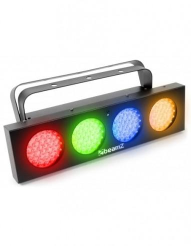 Beamz DJ Bank 140 LEDs RGBA