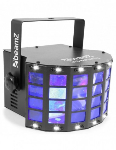 Beamz LED Butterfly con strobo