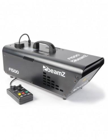 Beamz F1500 Maquina de niebla con DMX...