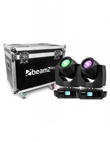 Beamz Professional Cabeza Movil Tiger...
