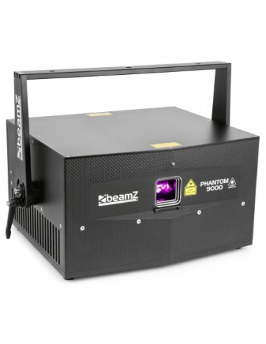 Beamz Professional Phantom 9000 Pure...