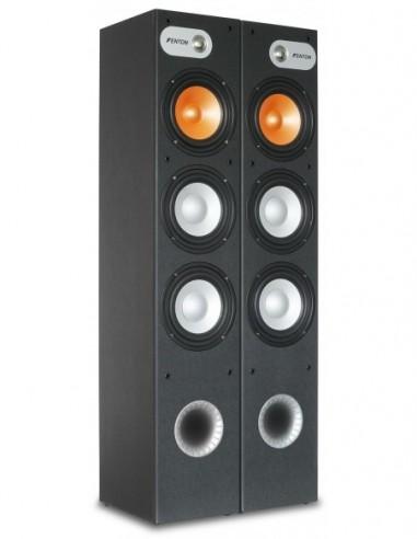"""Fenton SHFT650B Torre Hi-Fi 3x 6,5"""" -..."""