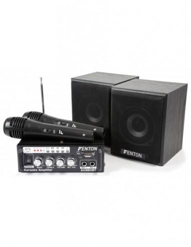 Fenton AV380BT Kit de Amplificador...
