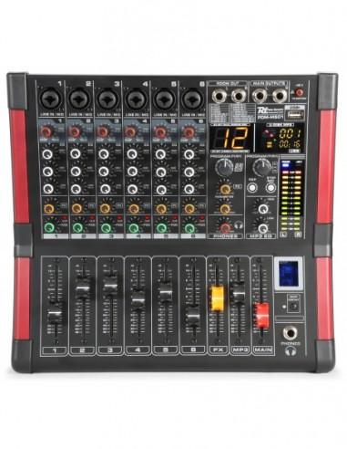 Power Dynamics PDM-M604 Mezclador...