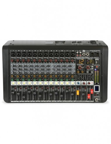 Power Dynamics PDM-M1204A Mezclador...