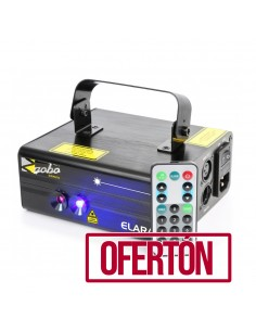 Beamz Elara Doble Laser...