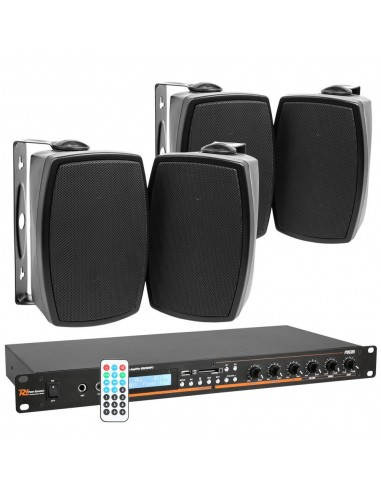 Pack audio para exterior 1