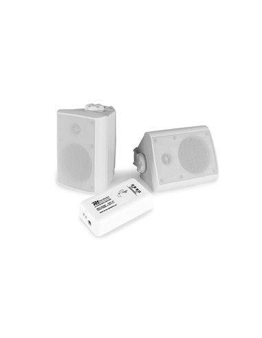 Pack completo de audio Bluetooth para...