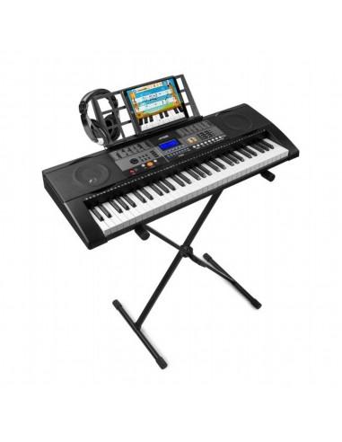 MAX KB3 Teclado Electrónico piano de...