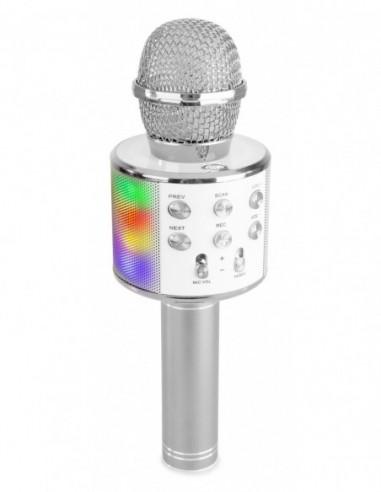 MAX KM15S Micrófono de Karaoke con...