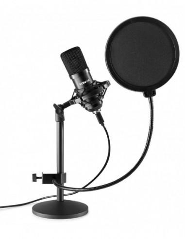 Vonyx CMTS300 Studio Microphone Set...