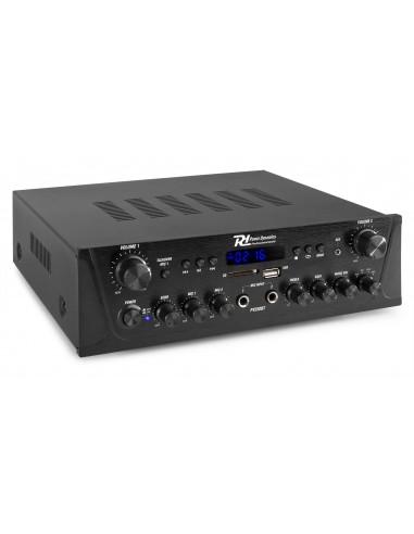 Power Dynamics PV220BT Amplificador...