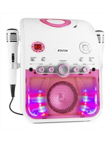 Fenton SBS20W Máquina Karaoke con...
