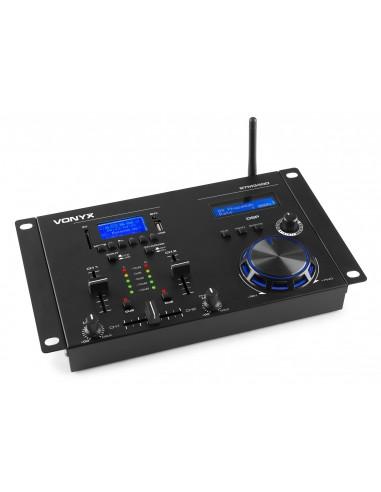 Vonyx STM3400 Mezclador de 2 canales...