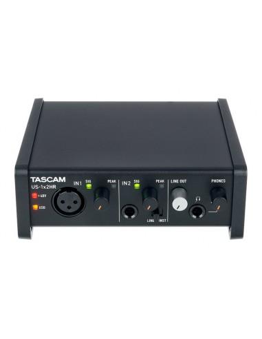 TASCAM Interface US-1X2HR