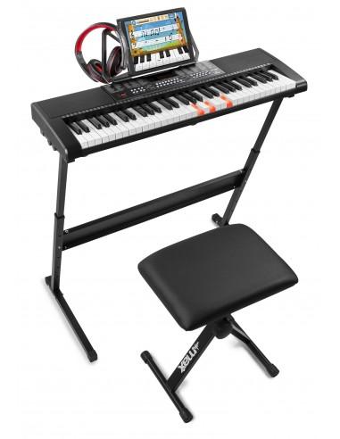 MAX KB5SET Kit de teclado electrónico...