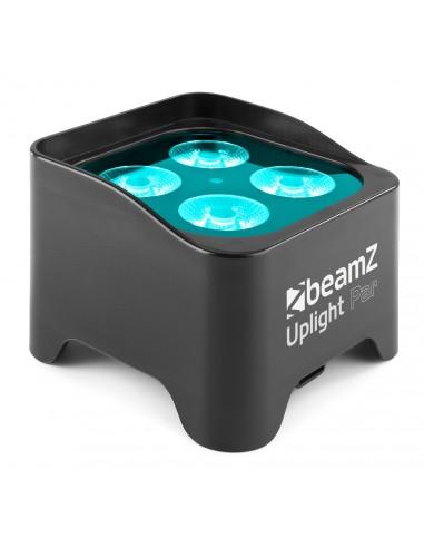 BeamZ BBP90 Foco Uplight a batería 4x 4W