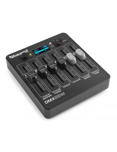 BeamZ DMX65W Controlador inalámbrico...