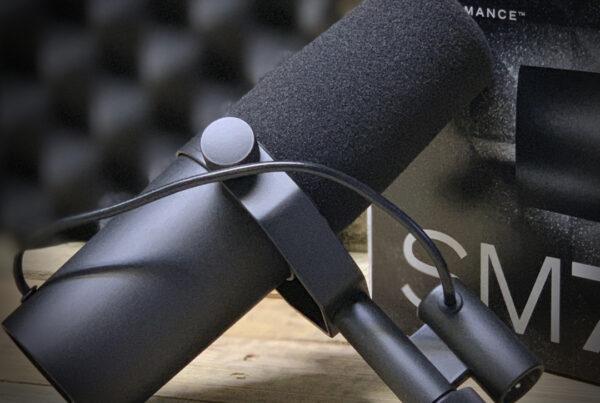 Shure SM7B