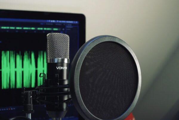 micro perfecto para tu podcast