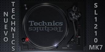 Nuevo Technics SL-1210 MK7