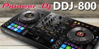 Nueva Pioneer DJ DDJ-800
