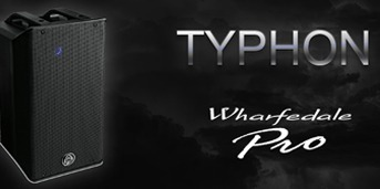 Wharfedale Pro TYPHON AX12 BT