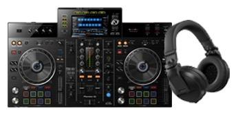 Controladora Pioneer XDJ RX2 + Auricular Pioneer DJ HDJ X5BT de regalo!!